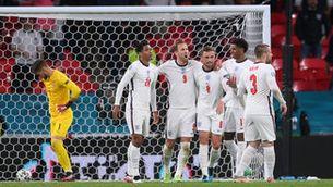 Anglaterra, Croàcia i República Txeca jugaran els vuitens de final