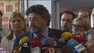 El sector crític d'Unió acusa la cúpula de fer xantatge a Mas