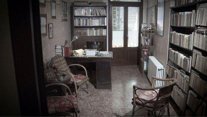 """Una imatge del documental """"Manuel de Pedrolo. Trencant l'oblit"""""""