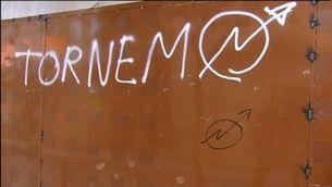Reaccions als aldarulls al barri de Gràcia