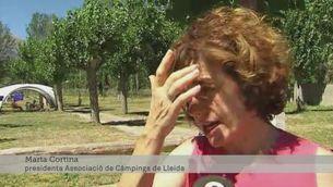 Els càmpings catalans s'adapten a la normativa per evitar inundacions