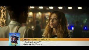 Verdú, Dolera i Violeta, tres estrelles protagonistes al Festival de Màlaga