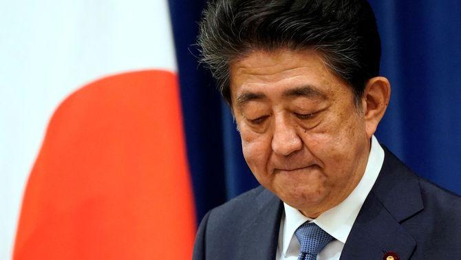 El primer ministre del Japó, Shinzo Abe, dimitirà per motius de salut