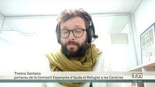 """Canàries, camí de les xifres de """"la crisi dels Cayucos"""""""