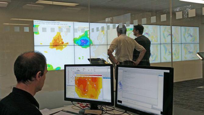 Barcelona, entre les finalistes per acollir el nou centre europeu de prediccions meteorològiques