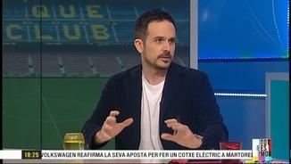Imatge de:El debat dels candidats a la presidència del Barça, aquest vespre, a TV3