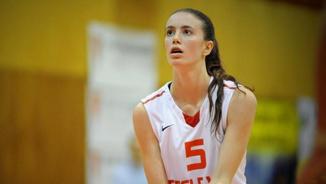 Imatge de:Aina Ayuso, draftejada per les LA Sparks, de la WNBA