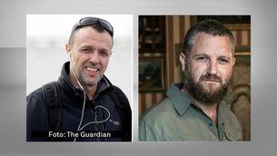 Periodistes espanyols morts a Burkina Faso