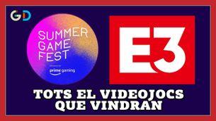 Totes les novetats presentades a l'E3 i Summer Game Fest