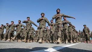 Quan marxin les tropes internacionals, caldrà veure si l'exèrcit afganès podrà controlar els talibans (Europa Press)