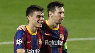 """El nostre Koeman: """"Pedri tornarà més cansat que Neymar després de l'aniversari de la seva germana"""""""