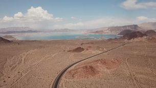 El llac Mead de Nevada, en un nivell mínim històric