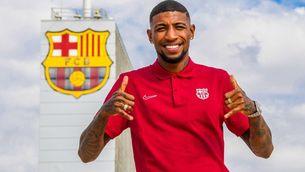 """Emerson Royal: """"Sé que mereixo jugar al Barça"""""""