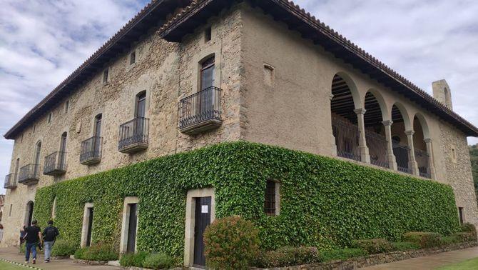 """La bogeria vitivinícola d'un """"gringo"""" a Osona"""