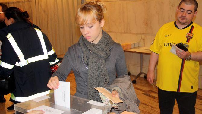 La participació a Catalunya, la segona més baixa de la història