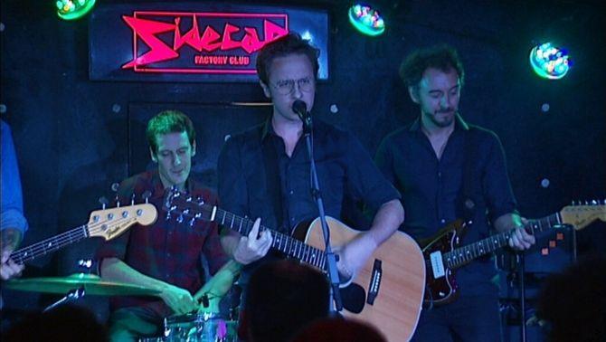 La sala Sidecar celebra 30 anys amb un concert sorpresa de Mishima