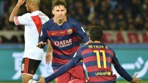 """Messi: """"No se'ns acaba la il·lusió de seguir guanyant títols"""""""