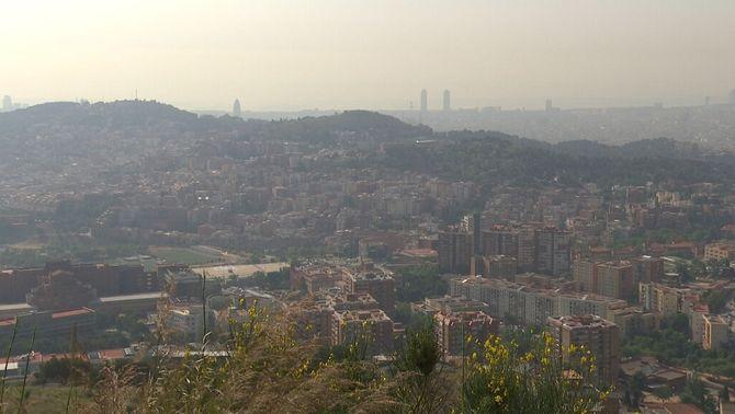 L'Ajuntament reactiva el Pla dels Tres Turons, un pulmó verd entre Horta i Gràcia