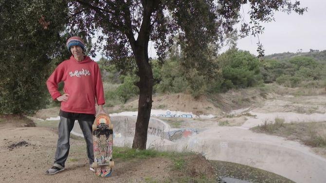 40 anys de l'skatepark d'Arenys de Munt, el primer d'Espanya