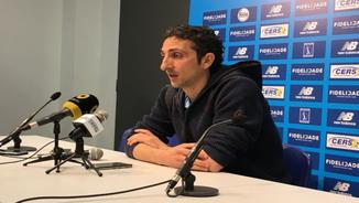"""Guillem Cabestany: """"No només volem guanyar el Barça, volem guanyar la Lliga Europea"""""""