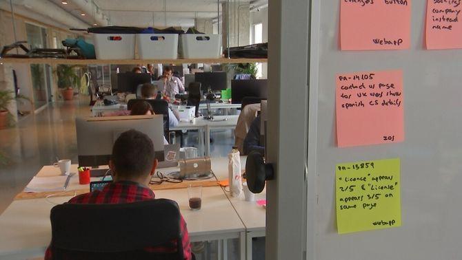 """El boom del """"coworking"""" a Barcelona: radiografia del sector"""