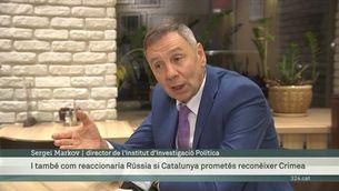 Un exdiputat rus confirma que el president de Catmón el va visitar a Moscou per explorar si el Kremlin reconeixeria la independència de Catalunya