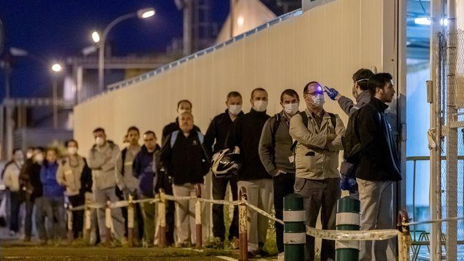 Coronavirus a Espanya: lleugera pujada del nombre de morts, amb 551 en les últimes hores