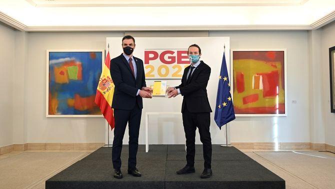 Pressupostos: PSOE i Podem acorden regular el preu dels lloguers abans de quatre mesos