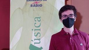 """Andreu Diport: """"Articulo el discurs musical perquè sigui coherent i intel·ligible per a la gent"""""""