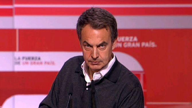 Zapatero defensa el model autonòmic però demana potenciar la cooperació per evitar disparitats absurdes