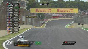 La qualificació del Gran Premi del Brasil