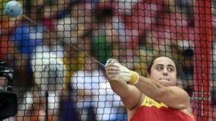 Laura Redondo guanya la final de martell del Campionat d'Espanya de Clubs i fa rècord d'Espanya