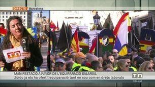 Telenotícies cap de setmana migdia - 20/01/2018