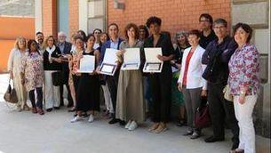 """""""La gent normal"""" i Carles Solà, Premis per a la Diversitat en l'Audiovisual"""