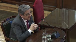 Enric Millo, ex-delegat del govern a Catalunya, declara en el judici del procés