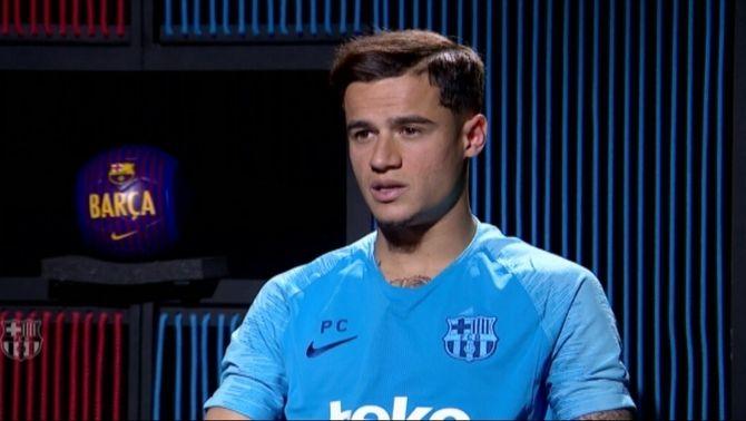 Coutinho guanya la partida a Dembélé i serà l'escollit per Valverde contra el Liverpool