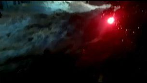 Aiguats Conca de Barberà durant la nit