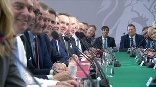 Boris Johnson promet unir el Regne Unit i oportunitats per a tothom en el dia de la sortida de la UE