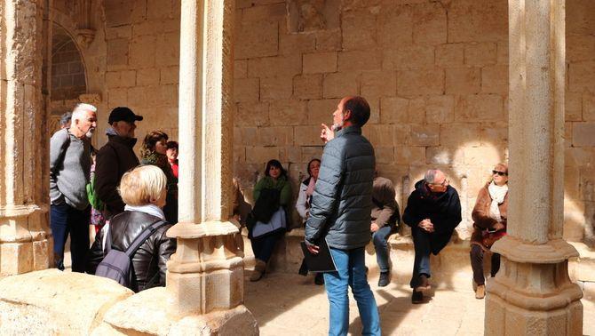 El Monestir de Santes Creus reivindica les dones de l'Edat mitjana en una nova ruta que s'estrenarà al maig