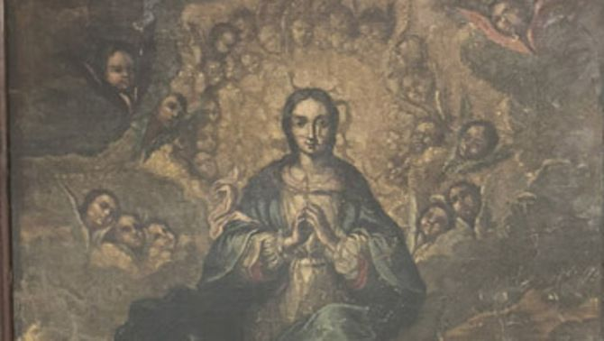 La Immaculada de Sixena