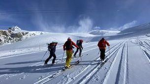 """Sergi Mingote: """"en els meus somnis he visualitzat que som al cim del K2"""""""