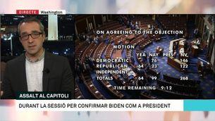 El Capitoli recupera el control