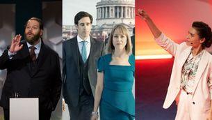 """Imatges de les sèries """"The Minister"""", """"The Split"""" i """"The One"""""""