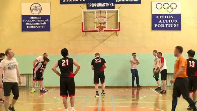 Rússia patenta el 'bàsquet rus'