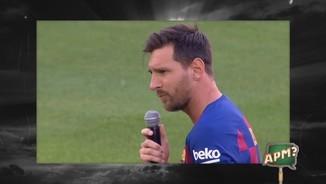 Imatge de:Messi reflexiona sobre els Picapedra