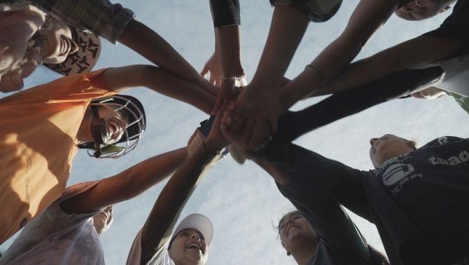 L'únic equip femení de criquet a Catalunya busca recolzament per tenir un camp on jugar