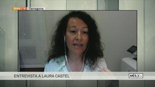 """Entrevista a Laura Castel: """"L'informe del Consell d'Europa tindrà repercussions"""""""