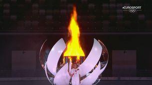 Naomi Osaka fa l'últim relleu de la torxa i encén el peveter