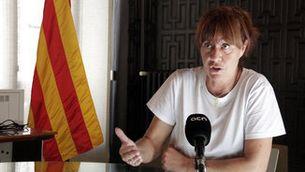 """Madrenas dona ja per amortitzada la taula de diàleg i demana que tot l'independentisme consensuï """"una nova fórmula"""""""