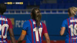 El golàs des de 30 metres d'Alexia Putellas contra el València